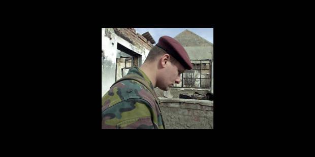 Un militaire belge en Afghanistan coûte 156.700 euros - La DH