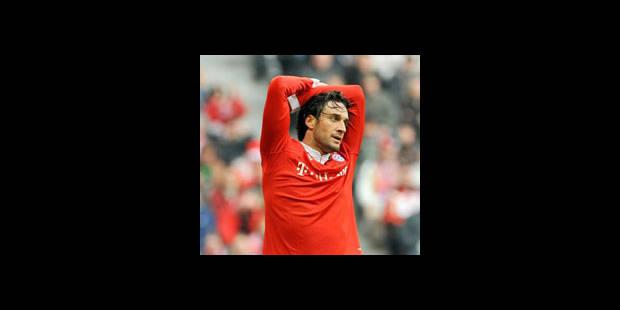 Le Bayern Munich ouvre la porte à un départ de Toni