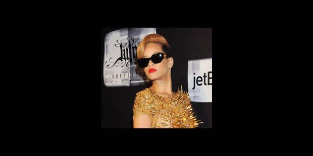 Rihanna ne pardonne toujours pas