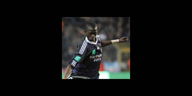 """Jacobs: """"Bouba Sare a su se montrer patient"""""""