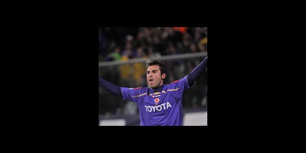 Fiorentina: Mutu, touché à un genou, va être opéré