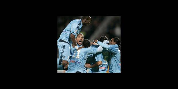 Lyon fait 5-5 face à Marseille