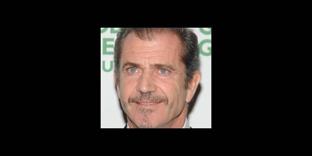 Mel Gibson papa pour la huitième fois