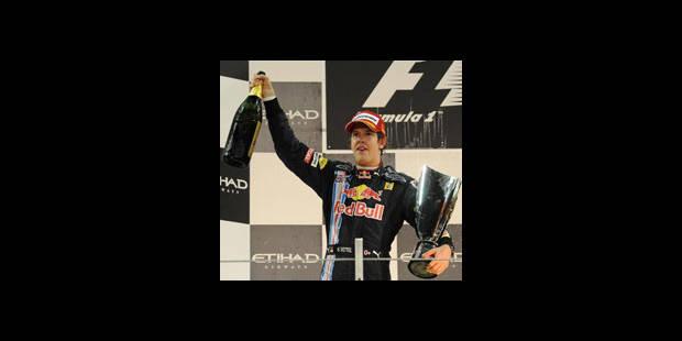 Vettel et Red Bull : les rois du pétrole