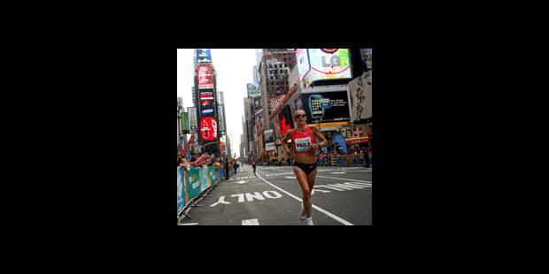 Paula Radcliffe pour un 4e succès - La DH