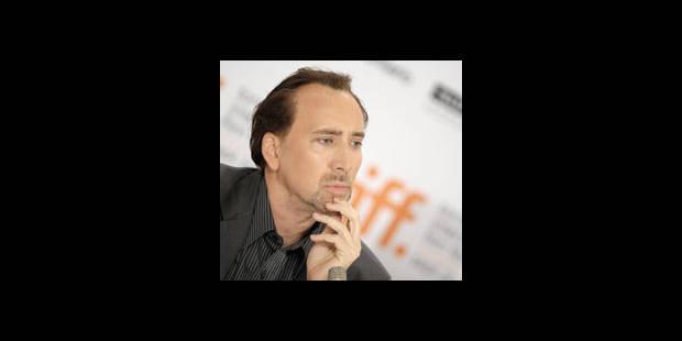 Rien ne va plus pour Nicolas Cage - La DH