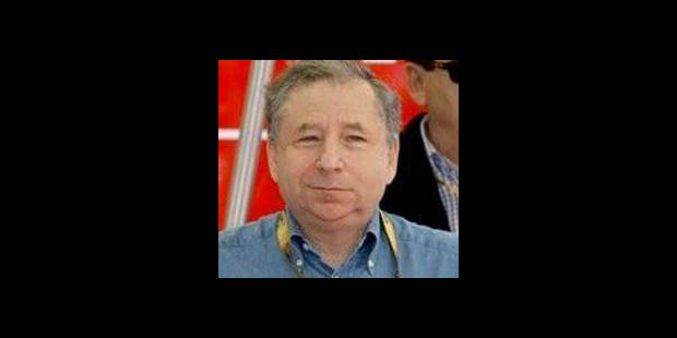 Jean Todt nouveau président de la FIA