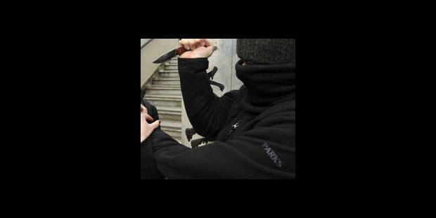 Gare du Nord: l'auteur présumé de coups de couteau sous mandat