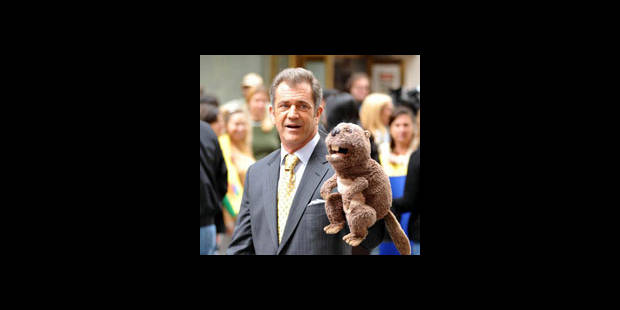 Mel Gibson, défenseur des castors
