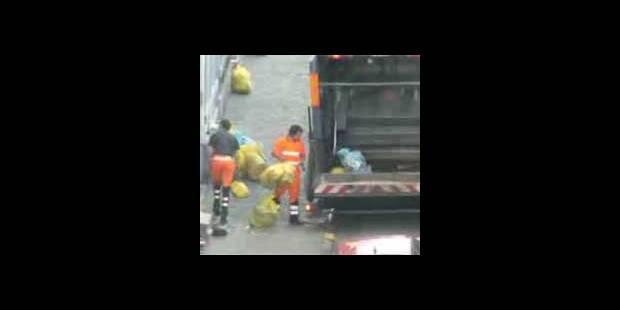 Un tri des déchets qui défraie la chronique (Video) - La DH