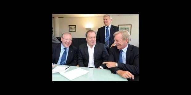 """Advocaat :""""Objectif Euro 2012 !"""" - La DH"""