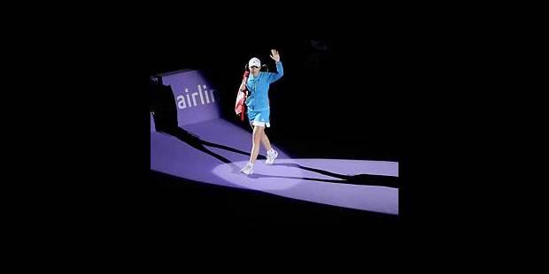Le oui de Justine Henin - La DH
