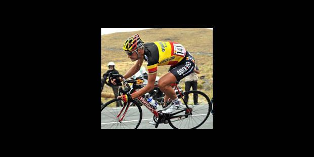 Vuelta/13e étape: Freire et Boonen abandonnent - La DH