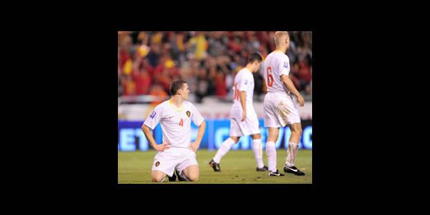 Les Belges ont reçu une leçon de football (5-0)