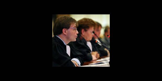 De Tandt: pas de manquement dans proc�dure disciplinaire