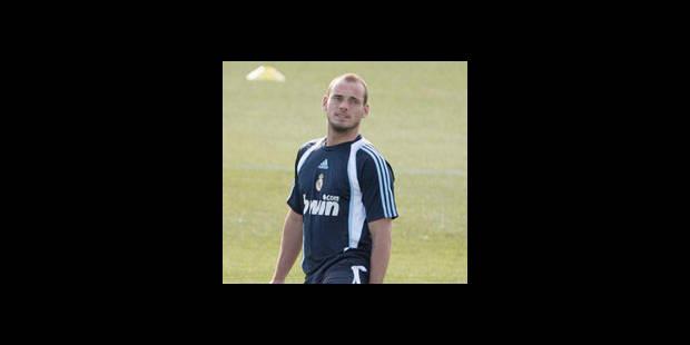 Sneijder confirme son transfert à l'Inter - La DH