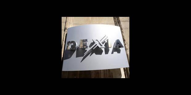Dexia : bénéfice net de 283 millions d'euros au deuxième trimestre - La DH