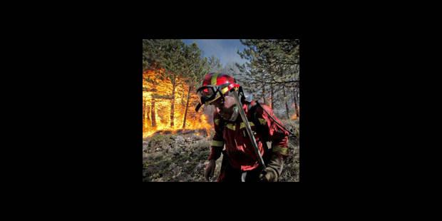 Poursuite des incendies en France et en Italie, accalmie en Espagne - La DH