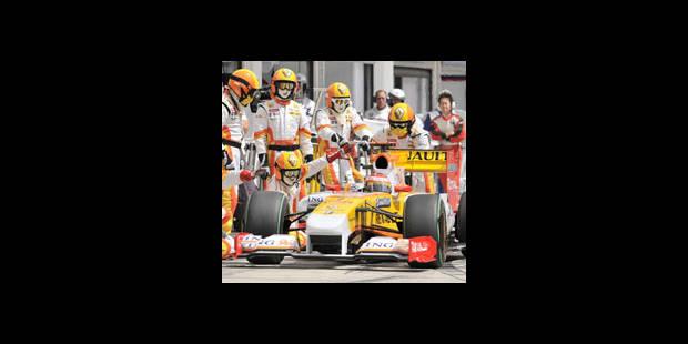 Renault a l'intention de faire appel de sa suspension