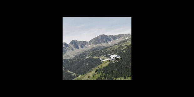 Claude Bivort toujours disparu en Haute-Savoie