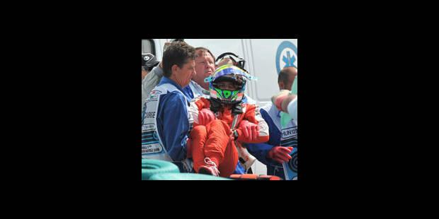 GP de Hongrie : Massa, le pronostic vital est engagé