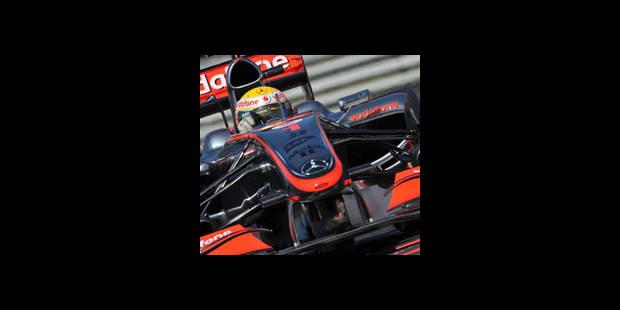 GP de Hongrie: Hamilton le plus rapide de la 3e séance d'essais libres