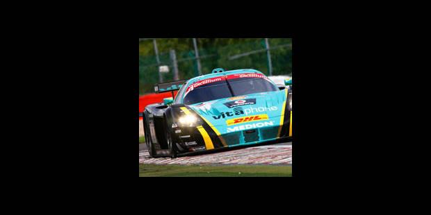 Maserati-Corvette, ultime duel des 24 heures de Francorchamps