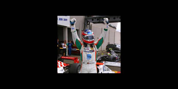 Formula 3.5 - Baguette à nouveau vainqueur au Mans