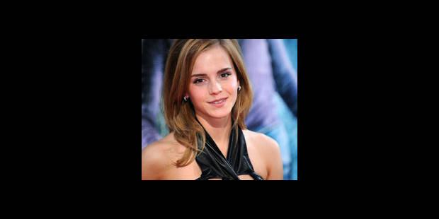 Emma Watson va bosser avec Marylin Manson - La DH
