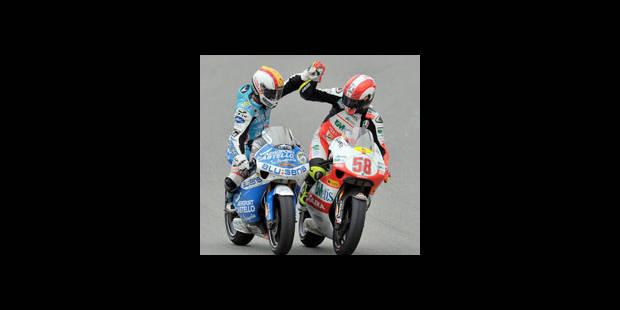 125 cc: quinté espagnol emmené par Simon