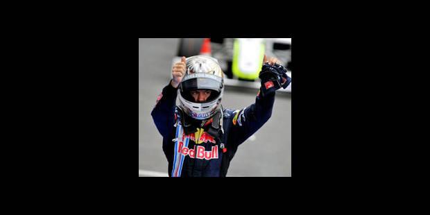 "Vettel: ""Oui, Mark est mon rival"""
