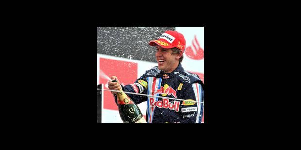 """Vettel: """"Je ne suis pas une star"""""""