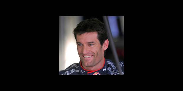 Webber en pole au Nürburgring