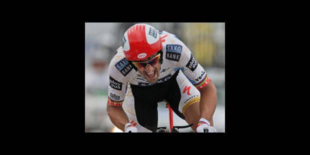 Fabian Cancellara, ce prince