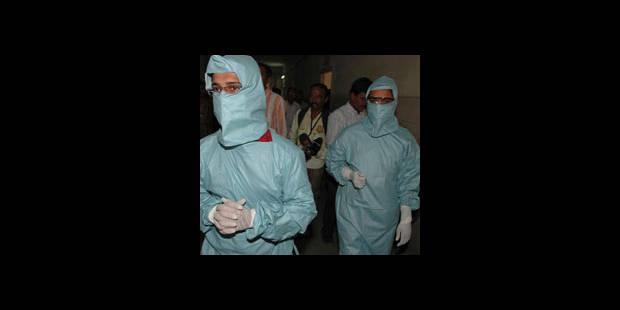 Grippe A H1/N1: deux nouveaux cas confirmés en Belgique - La DH