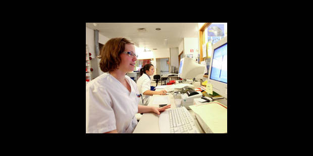 Pénurie générale d'infirmières - La DH