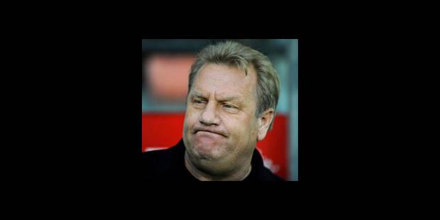 Johan Boskamp n'est plus l'entraîneur de Dender - La DH