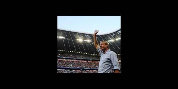 Le Bayern licencie Klinsmann! - La DH