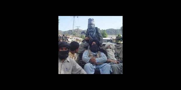 Les talibans se retirent - La DH