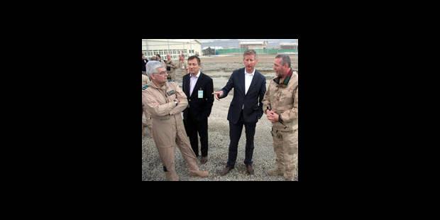 Afghanistan: soldats belges pas aux combats - La DH