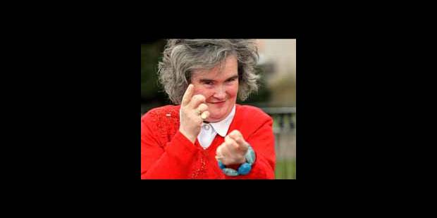 Un million de dollars pour Susan Boyle si elle perd sa virginité en direct
