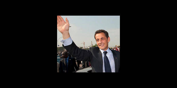 Quand Sarkozy ne prépare pas ses discours...