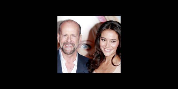 Bruce Willis s'est remarié - La DH