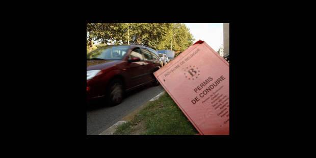 100.000 Belges sans permis de conduire - La DH