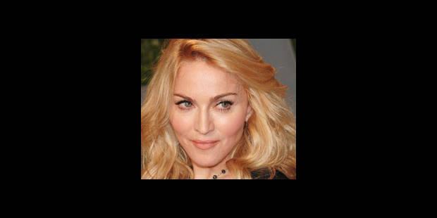 Madonna prête pour adopter