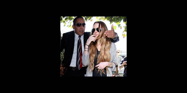 Lindsay Lohan : le clash