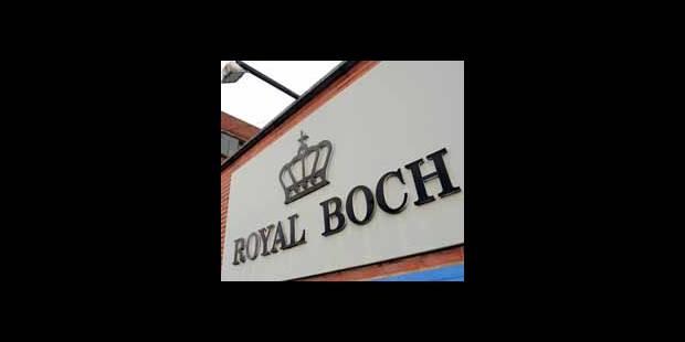 Royal Boch : la Région se dit prête à soutenir un repreneur - La DH