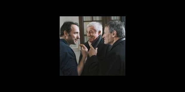 Tourner à nouveau avec Belmondo et Dujardin - La DH