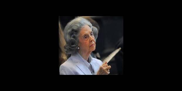 Annonce erronée du décès de la reine Fabiola - La DH