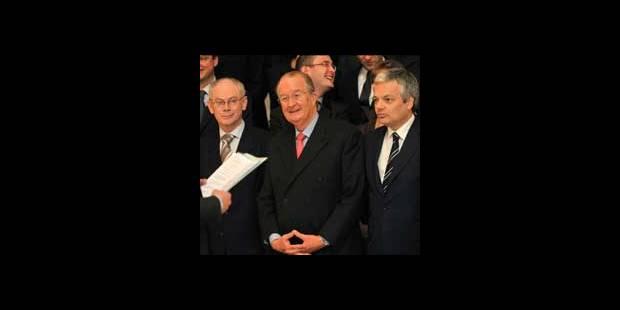 Van Rompuy I : le Conseil a approuvé la déclaration gouvernementale - La DH